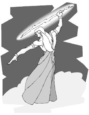 Агенты всегда должны дважды подумать, прежде, чем провоцировать божество-покровителя на гнев