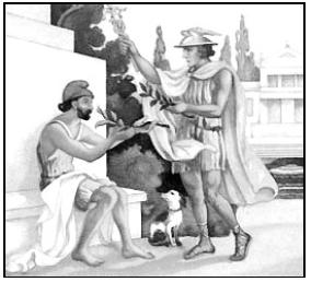 В течении Эры Мифов, боги часто бывали среди смертных