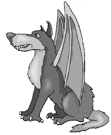 демонический-пес