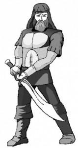 Агаг, варвар-пират