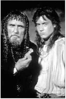 Царь Пеллиас и его племянник Ясон
