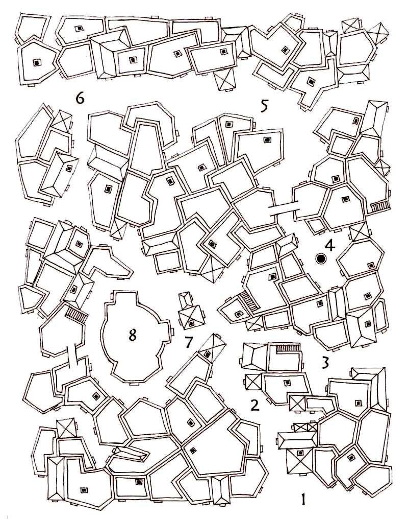 карта Неса