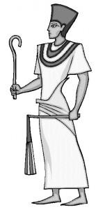 Аристократ Хеттима в церемониальном платье