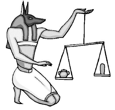 Анубис - загадочный бог анубов
