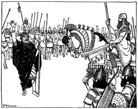 Акамены - завоеватели и исследователи