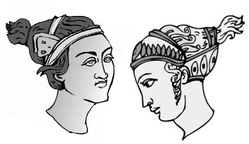 Две равно-не-великие царицы