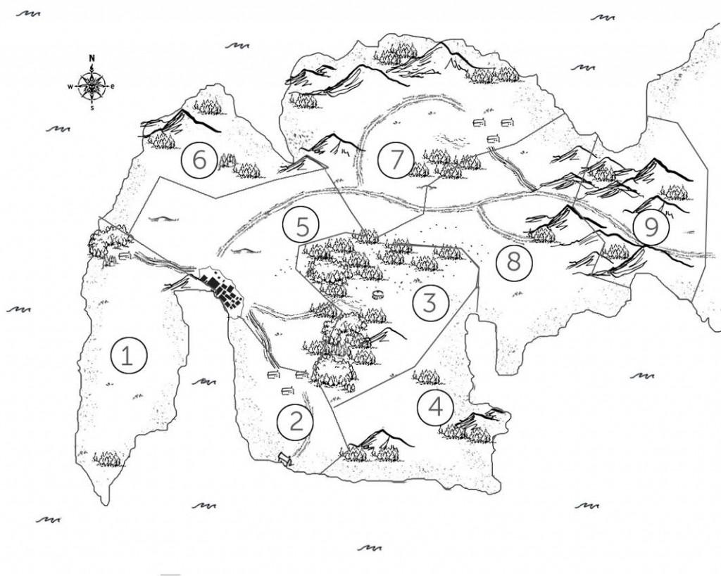 карта к приключению