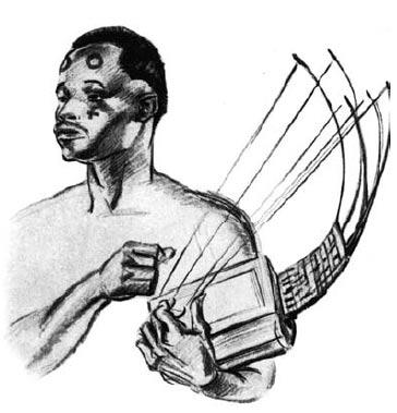 Гриот, хранитель памяти предков