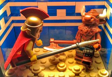 Бой в игре «Лабиринты и Минотавры» и очки драматической ситуации