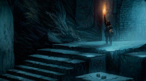 Генератор случайных встреч в подземелье