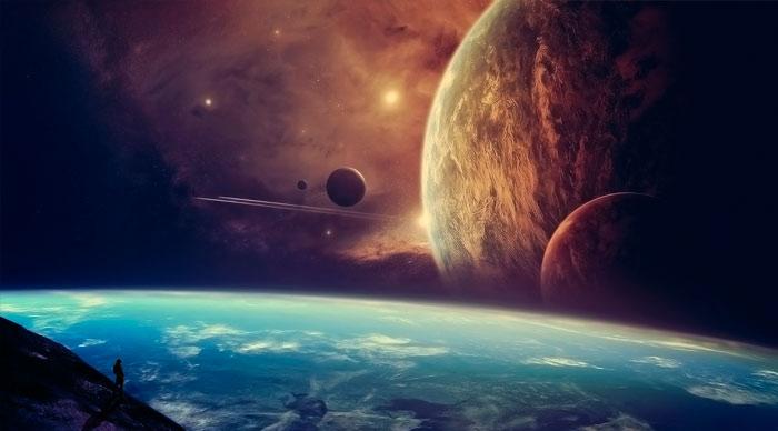Генератор планет