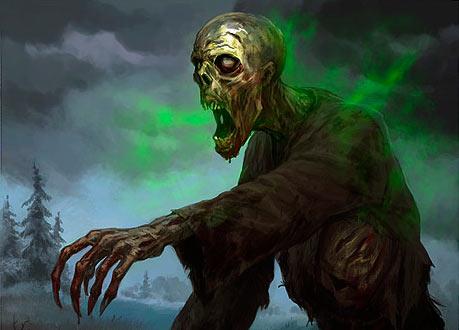 Вампиры с национальным колоритом: упырь