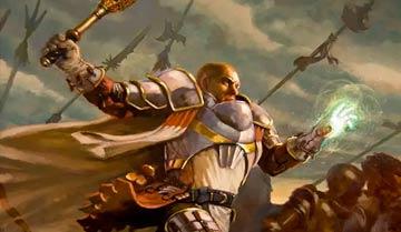 Fides-meus scutum или отыгрыш священника в ролевых играх
