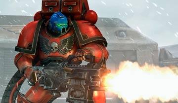 Мир в огне. Вселенная Warhammer 40000
