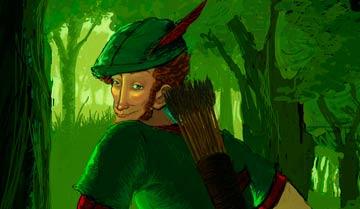 Славный парень Робин-Гуд