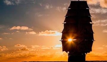 Пираты и их добыча