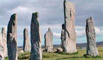 Стоячие камни