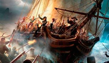 """""""Типовой образец"""" пиратского кодекса - единственного документа, который уважают все, от капитана до юнги."""
