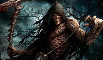 Angor et terror — о том, как напугать игроков
