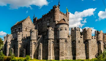 Классический средневековый замок - что он из себя представляет? Небольшой исторический экскурс.