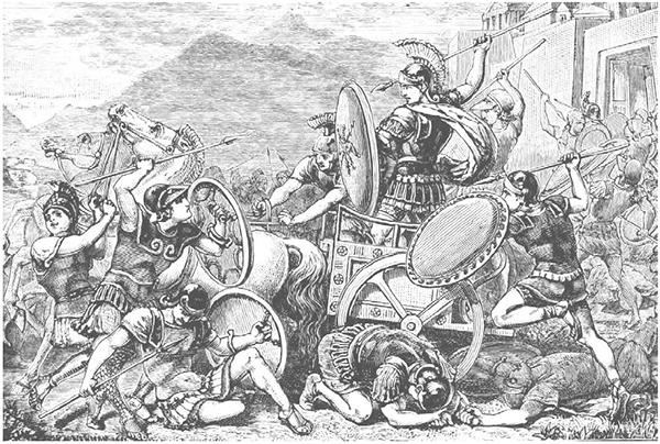 Лабиринты и Минотавры: Эпические сражения