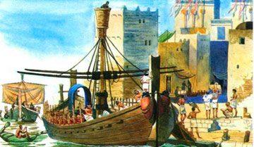 Море зовет… Торговцев!