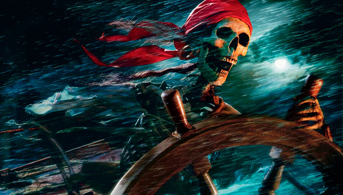 Генератор пиратских судов и их нечестивых команд