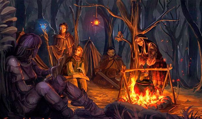 10 хитрых и безжалостных банд для вашего приключения