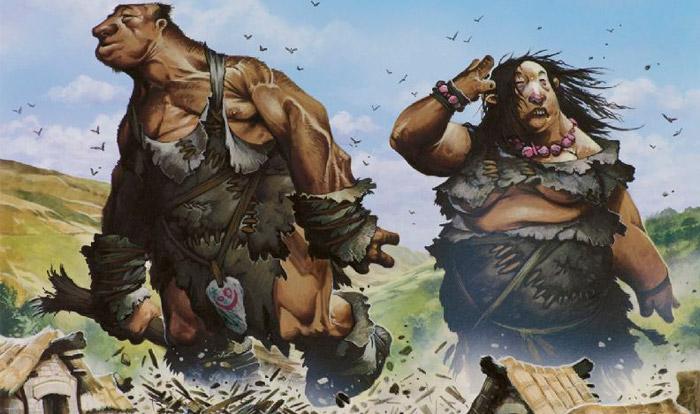 Три таблицы, которые помогут сделать встречи с горными гигантами в ваших настольных ролевых играх более запоминающимися