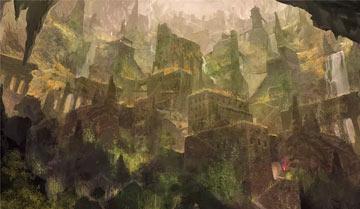 Создание Чудес Света и прочих монументальных строений для вашей игровой кампании или истории
