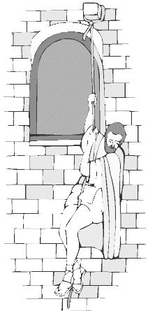 Веревка - незаменимый элемент снаряжения