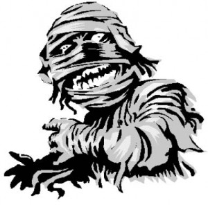 Мерзкая мумия