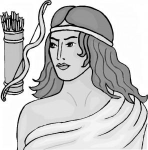 Надменная воительница амазонии