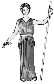Величественная Гера, жена Зевса
