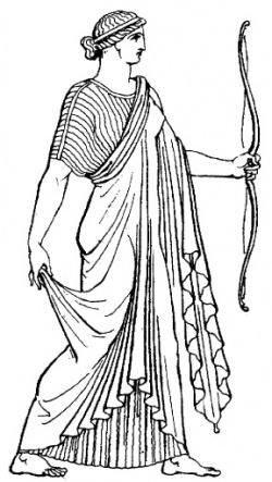 Артемида, покровитель Амазонии