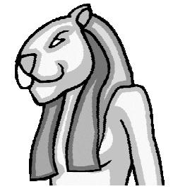 Богиня-Кошка из Пустыни Царей