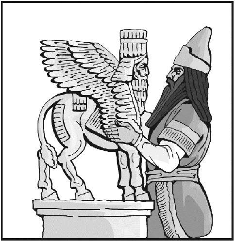 В империи просто любят статуи