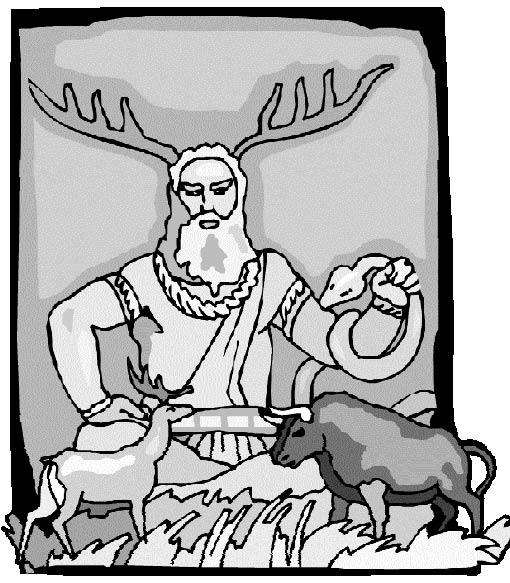 Рогатый Бог (ака Дионис гипербореев)