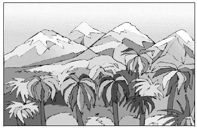 горы Опар