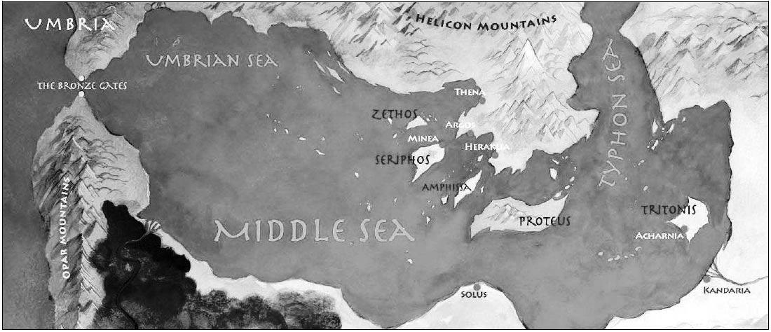 срединное море