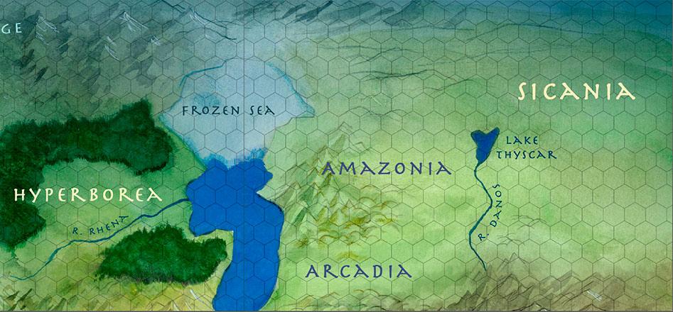 Ситания - земля кентавров