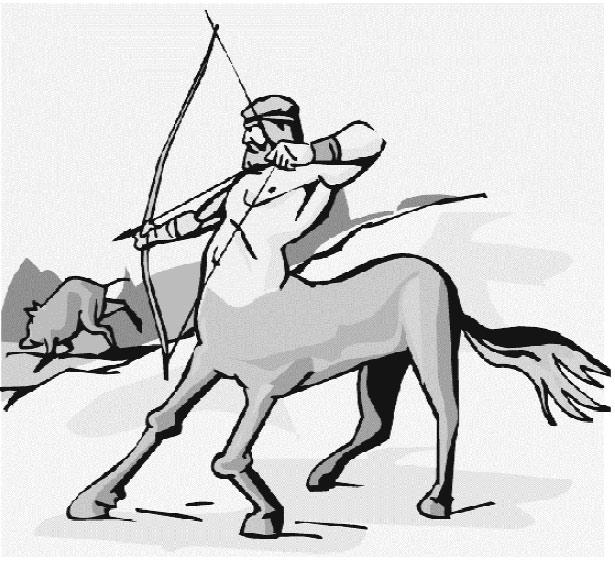 Лук - часть судьбы народа кентавров