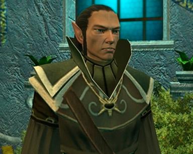Сэнд который думает, что он Элронд. Или наоборот.