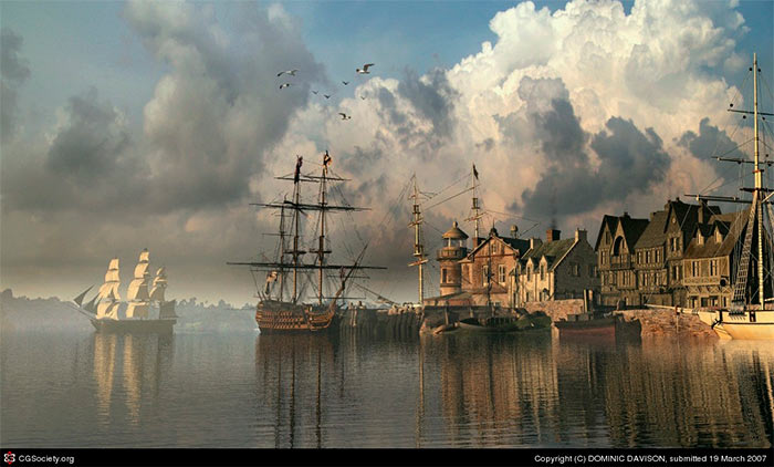 Порт Рояль, пираты