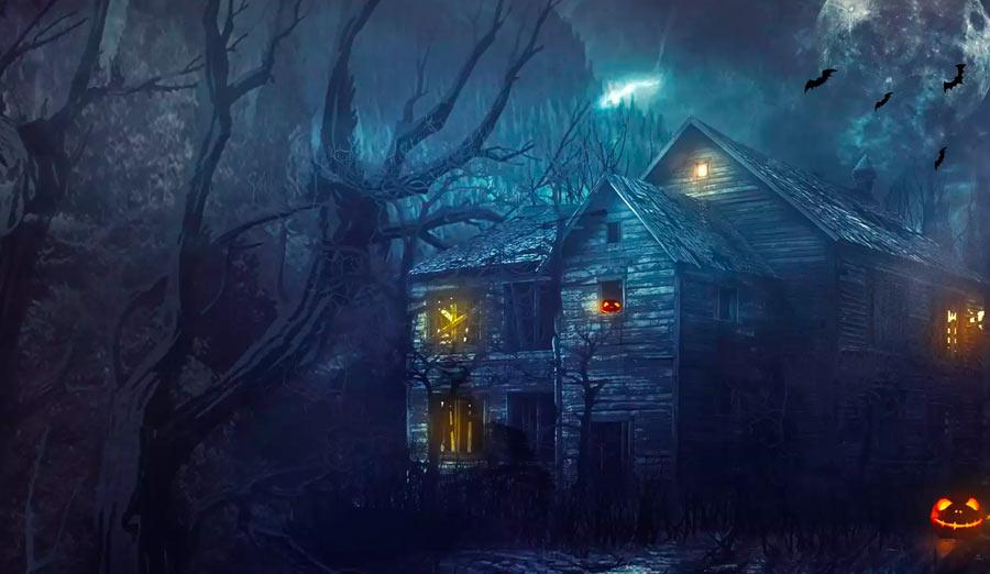 Cоздаем дом с привидениями