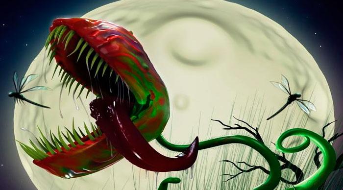 Растения-убийцы в настольных ролевых играх
