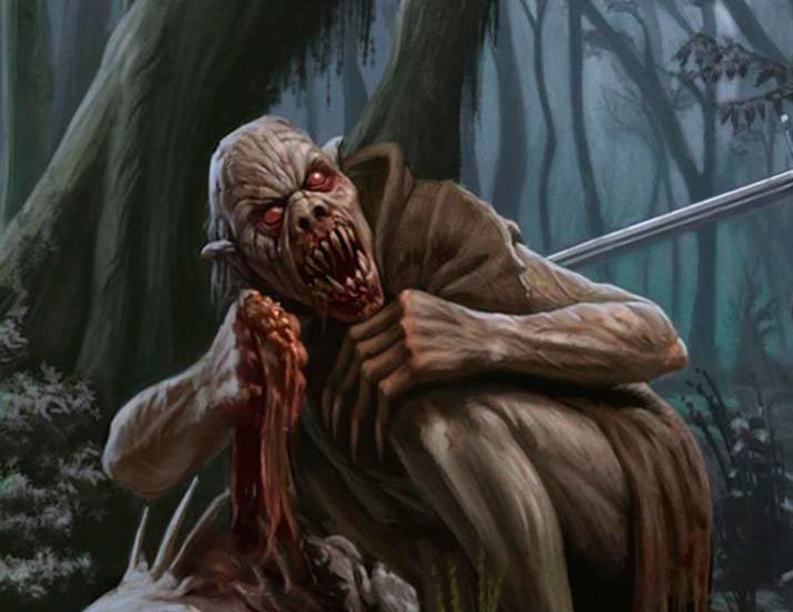 Вампиры с национальным колоритом: вурдолак