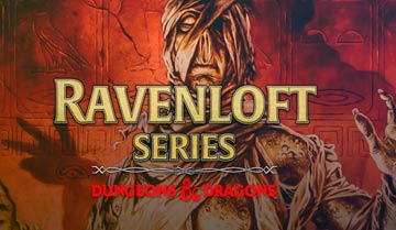 Создание доменов Ravenloft