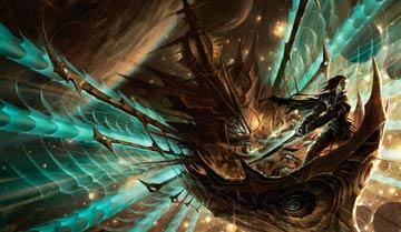 Ещё раз о космических путешествиях в мирах игры Dungeons & Dragons.