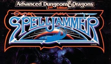 Spelljammer - это фэнтези-космос игры Advanced Dungeons & Dragons, связывающий воедино её отдельные миры.